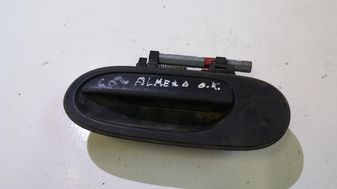 Duru isorine rankenele G.K. SA830613 n/a Nissan ALMERA 1995 1.6