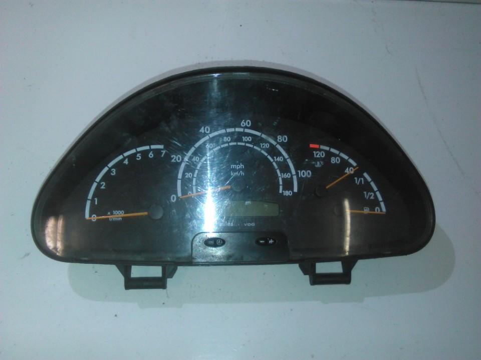 Spidometras - prietaisu skydelis 88311295 87001376 Mercedes-Benz SPRINTER 2005 2.2