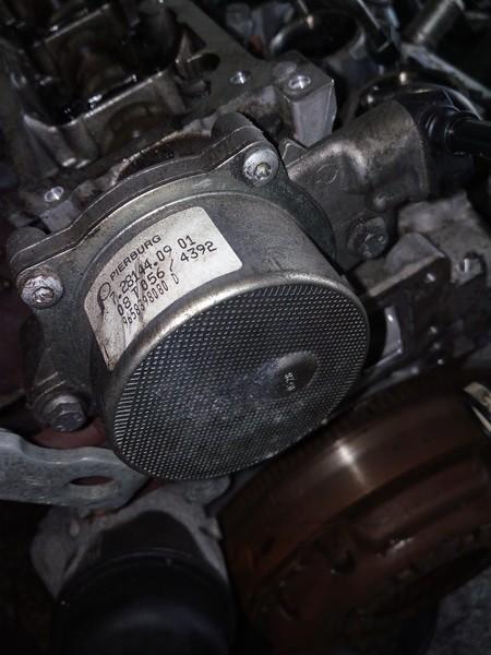 Насос вакуумный 9658398080d 7.28144.09 Mazda 2 2003 1.4