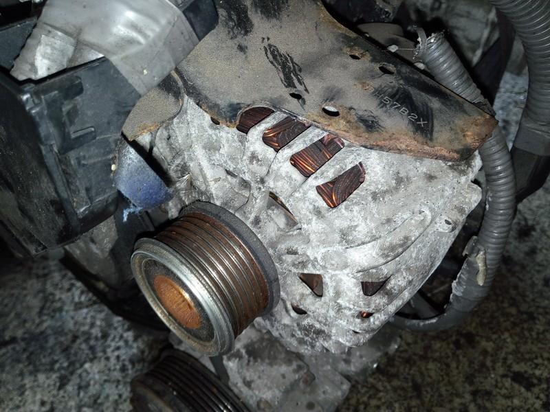 8v2110300ab 8v21-10300-ab, 2543427a, tg12c038 Generatorius Mazda 2 2008 1.4L 50EUR EIS00140981