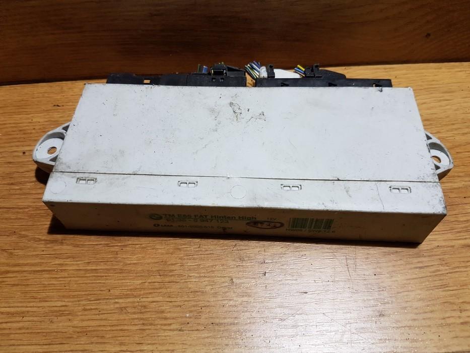 Door control relay BMW 7-Series 2004    4.0 61356947123