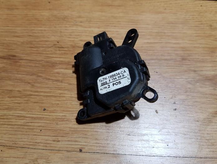 Heater Vent Flap Control Actuator Motor 1s7h19b634ca nenustatyta Ford MONDEO 2001 2.0