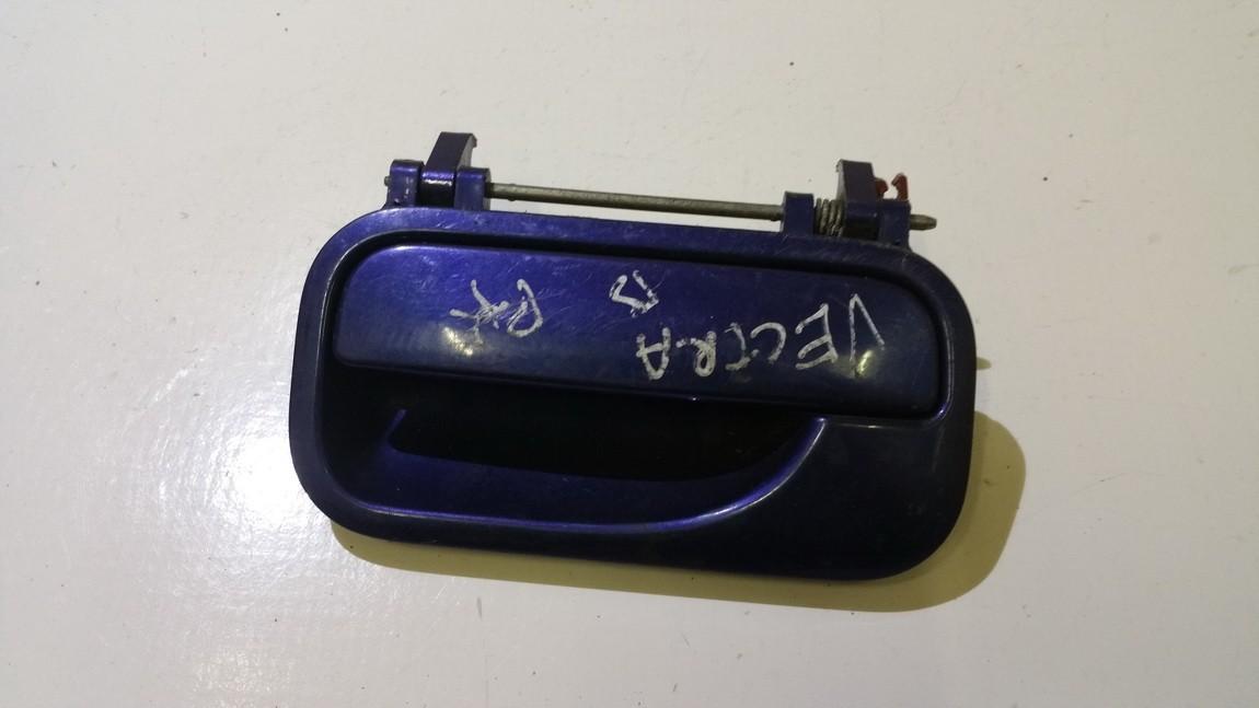 Ручки дверные - задний левый gm712 N/A Opel VECTRA 2006 1.9