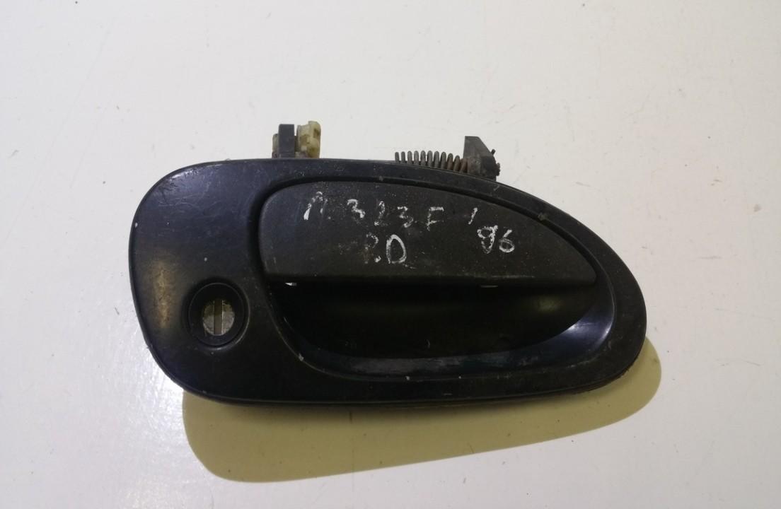 Duru isorine rankenele P.D. NENUSTATYTA n/a Mazda 323F 1999 2.0