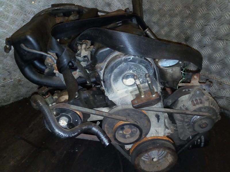 Variklis g4eh nenustatyta Hyundai ACCENT 1997 1.5