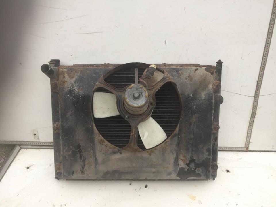 Difuzorius (radiatoriaus ventiliatoriaus) NENUSTATYTA nenustatyta Volkswagen TRANSPORTER 1993 1.9