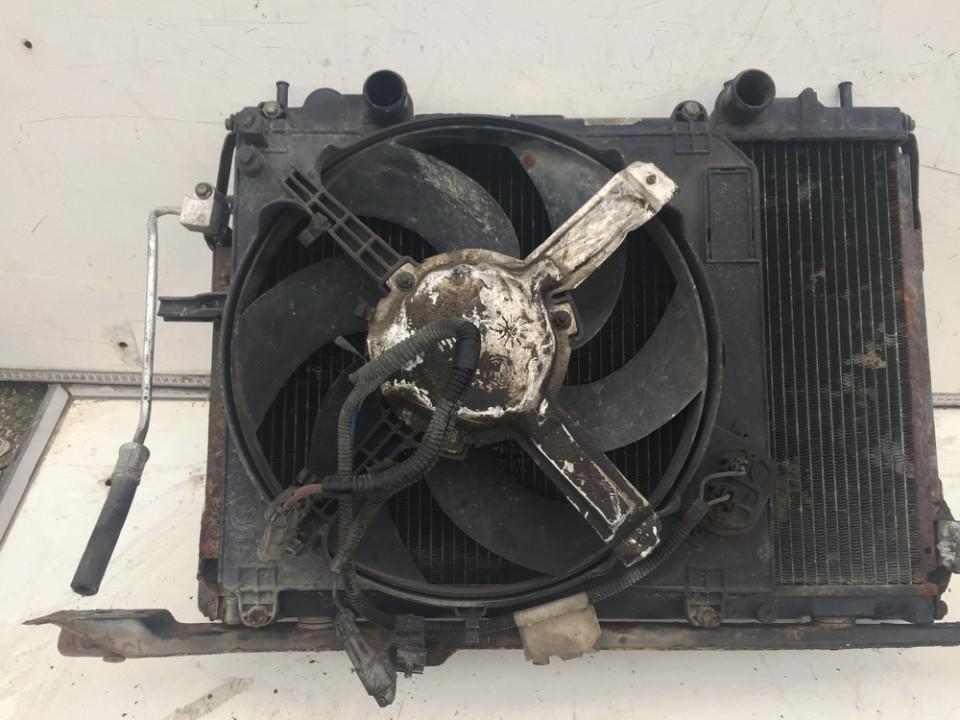 Difuzorius (radiatoriaus ventiliatorius) NENUSTATYTA nenustatyta Fiat MAREA 1997 1.8