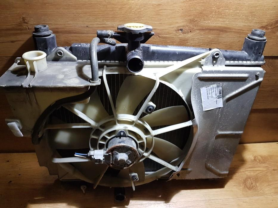 Difuzorius (radiatoriaus ventiliatorius) NENUSTATYTA NENUSTATYTA Toyota YARIS 2005 1.0