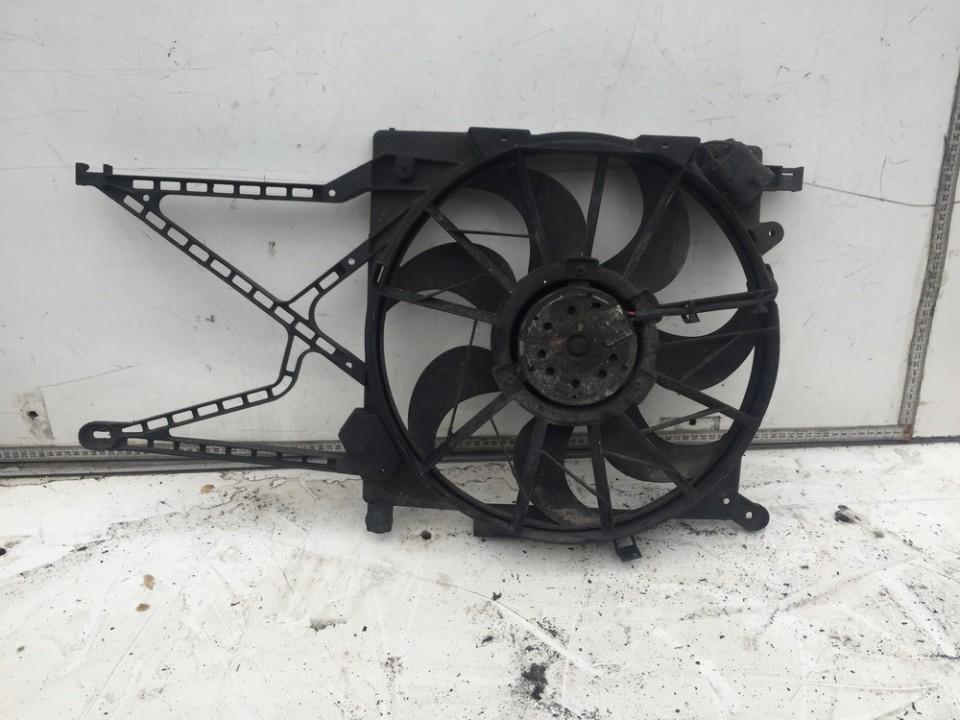Difuzorius (radiatoriaus ventiliatoriaus) nenustatyta nenustatyta Opel ASTRA 1994 1.7