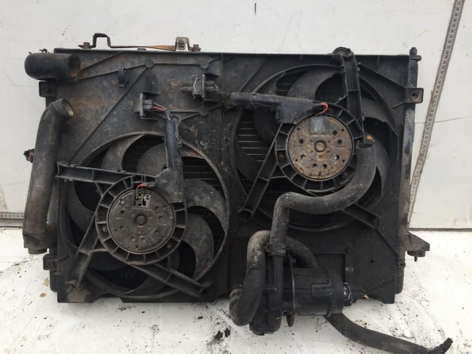 Difuzorius (radiatoriaus ventiliatoriaus) nenustatyta nenustatyta Ford GALAXY 2001 2.3