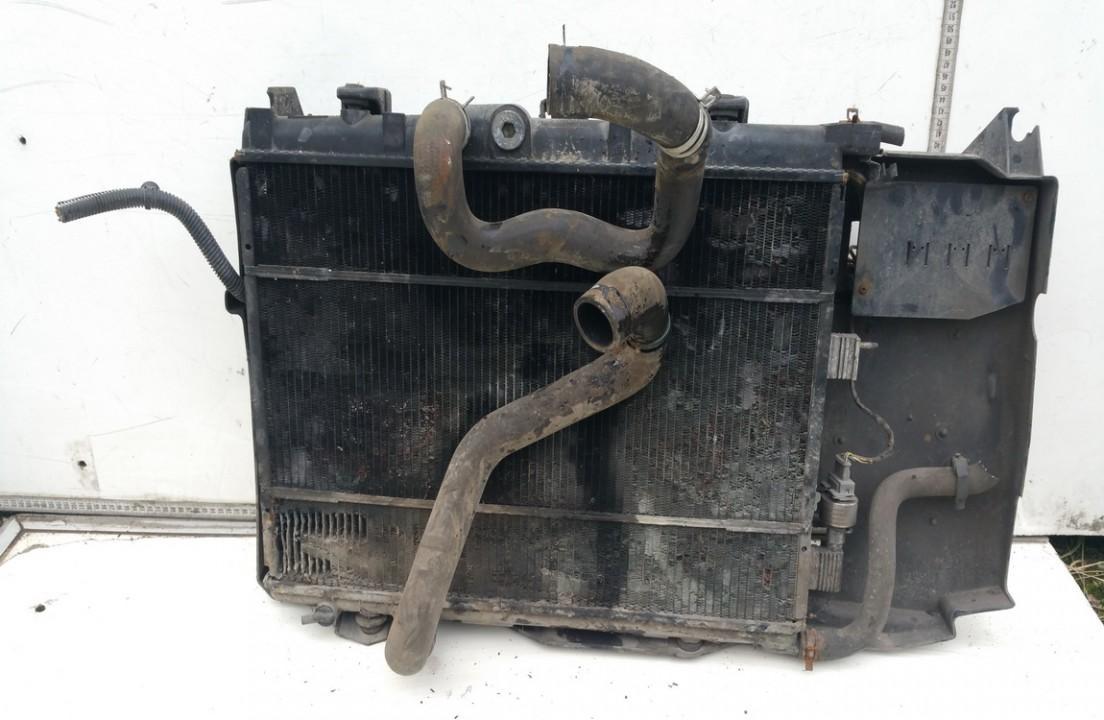 Vandens radiatorius (ausinimo radiatorius) NENUSTATYTA n/a Citroen XSARA PICASSO 2003 1.6