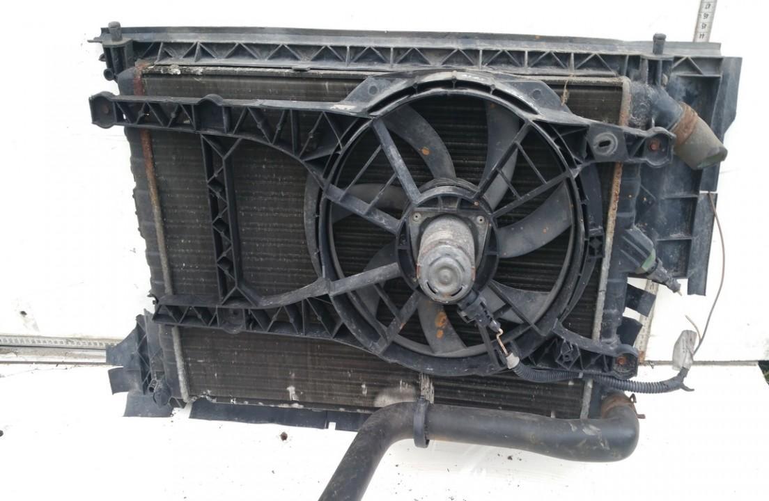 Difuzorius (radiatoriaus ventiliatorius) NENUSTATYTA n/a Renault LAGUNA 2002 1.9