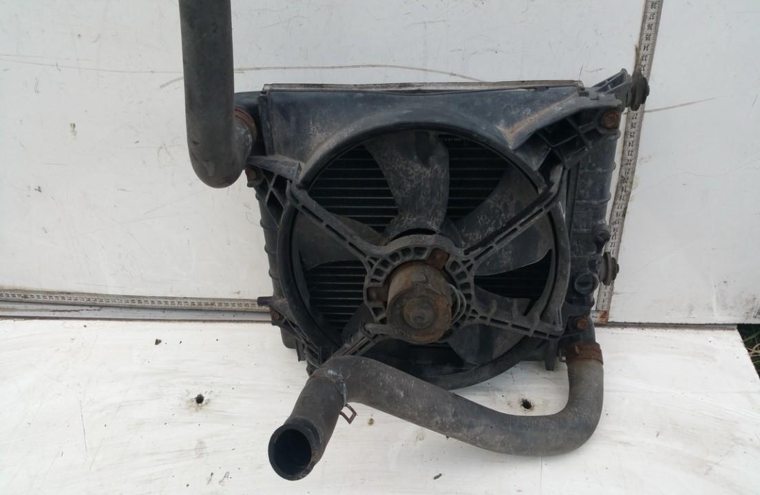 Vandens radiatorius (ausinimo radiatorius) NENUSTATYTA n/a Hyundai ACCENT 1997 1.5