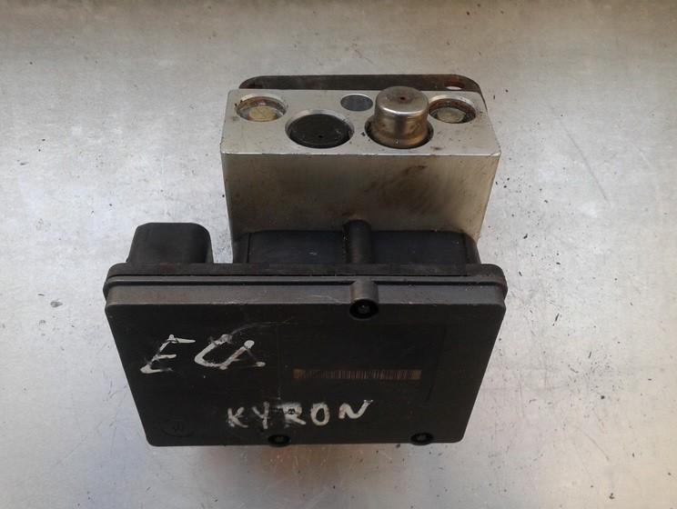 ABS Unit (ABS Brake Pump) 06.21090598.3 00401962D0, 48940-09001, 06.2102-0537.4, 4894009001, 06.21020537.4, 06.21090598.3, 00401962D0 SsangYong KYRON 2006 2.0
