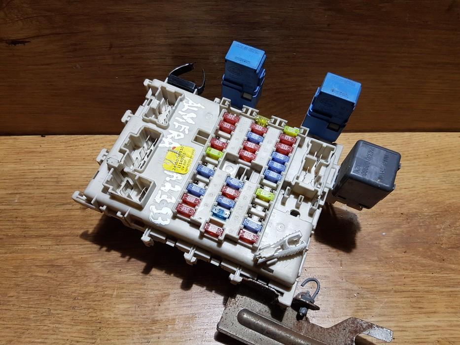 Fuse box  NENUSTATYTA NENUSTATYTA Nissan ALMERA 1995 1.6