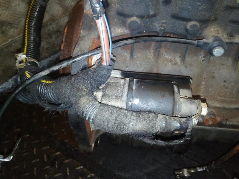 Starteris 0001107404 NENUSTATYTA Opel VECTRA 2002 1.8