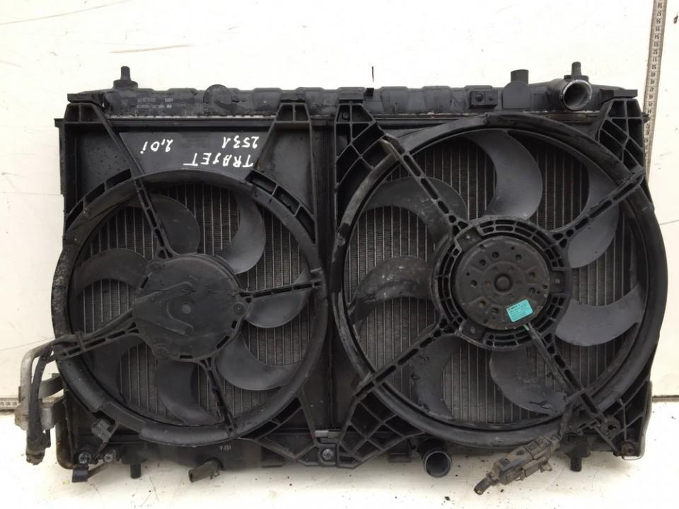 Радиатор основной NENUSTATYTA nenustatyta Hyundai TRAJET 2002 2.0