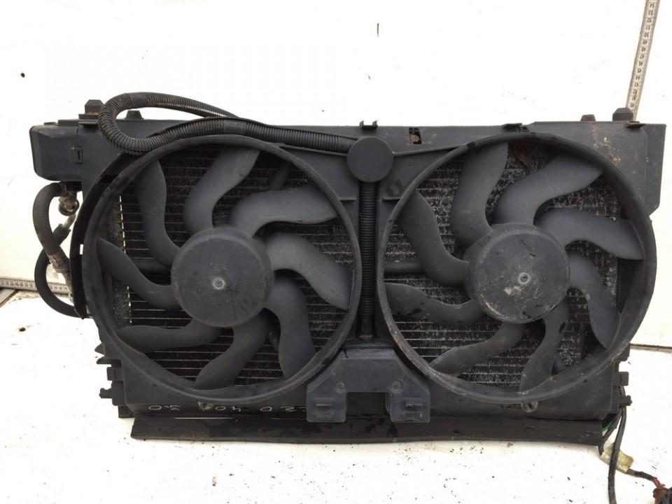 Difuzorius (radiatoriaus ventiliatoriaus) nenustatyta nenustatyta Peugeot 406 1996 1.9