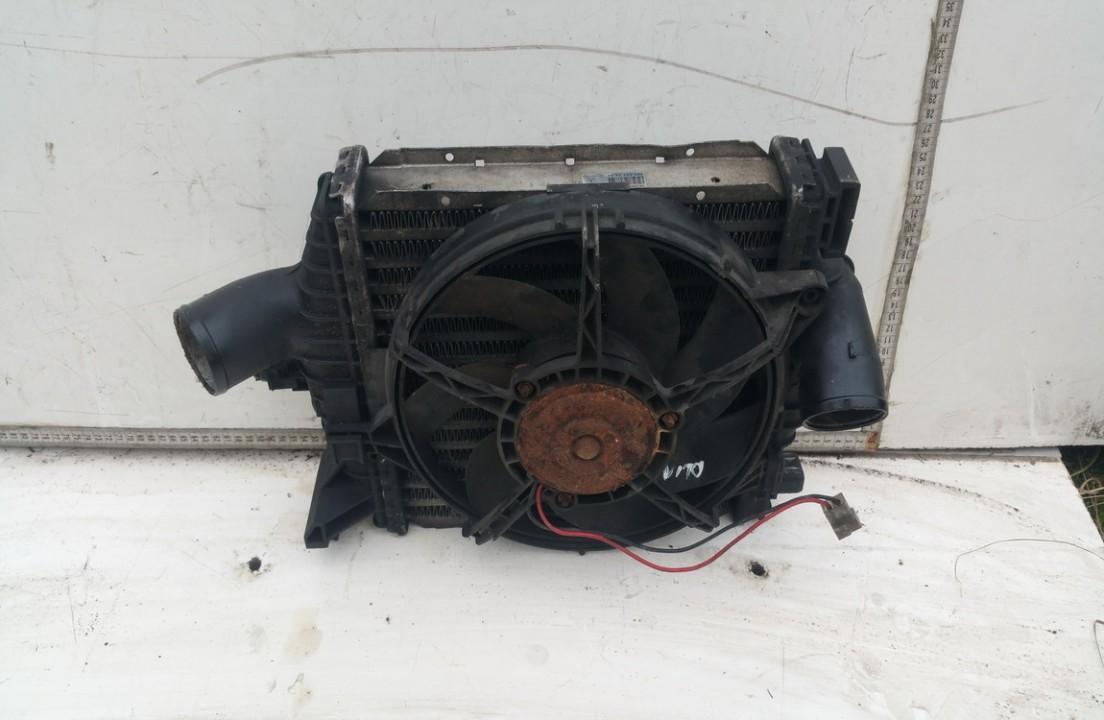 Difuzorius (radiatoriaus ventiliatoriaus) 6385012901 n/a Mercedes-Benz VITO 2002 2.2