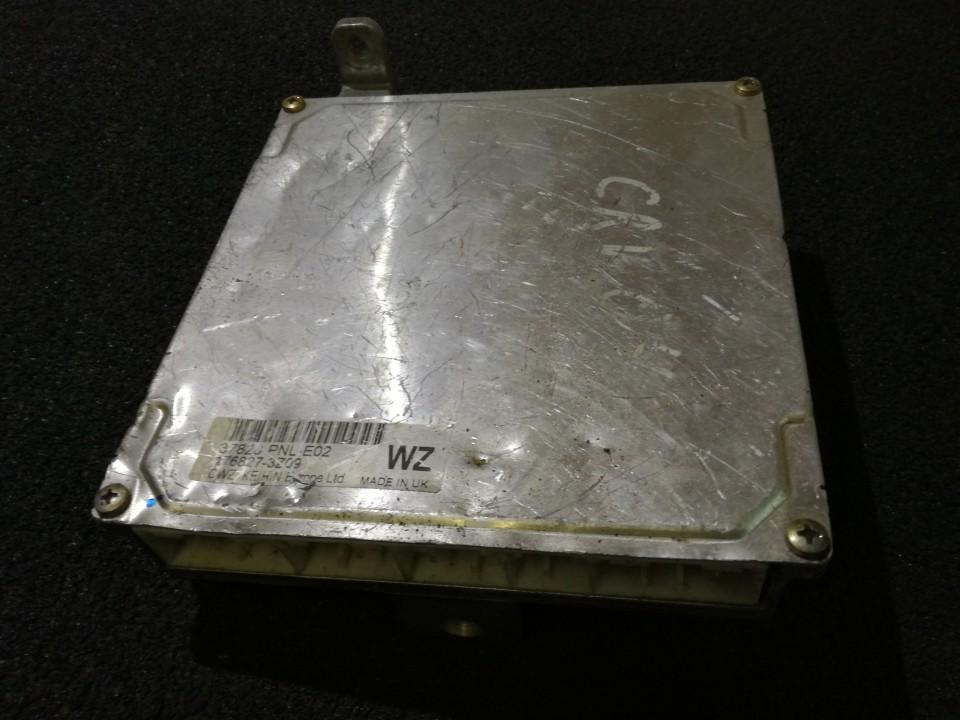 ECU Engine Computer (Engine Control Unit) 37820PNLE02 176827-3Z09 Honda CR-V 2003 2.0
