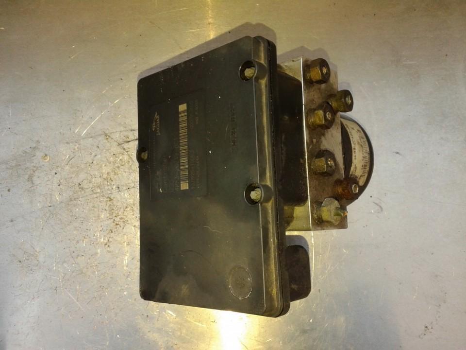 ABS blokas 4r832c405ab 4R83-2C219-BC1, 10.0204-0409.4, 10.0925-1008.3, 00009536C0, 10.02040409.4, 4R832C219BC1, 10.09251008.3, 4R83-2C405-AB Jaguar S-TYPE 2007 2.7