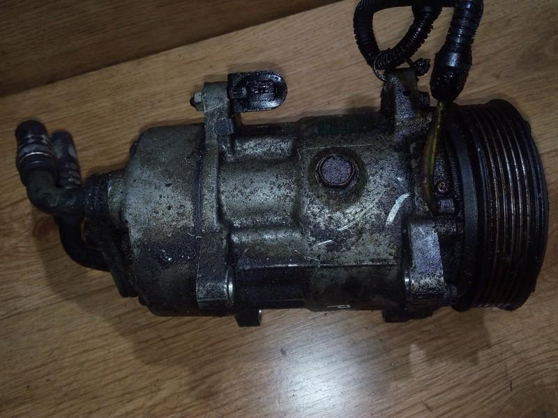 Компрессор системы кондиционирования 1106f 0612702760 Peugeot 406 1996 1.9