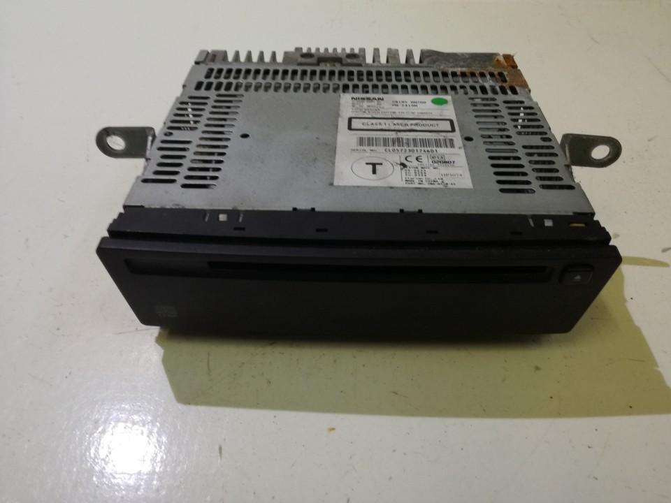 CD changers Nissan Almera 2001    1.6 28185BN700