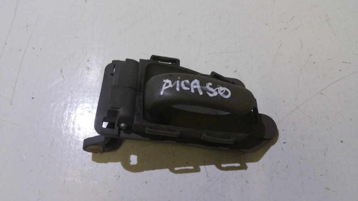 Duru vidine rankenele G.K. 9631487777 N/A Citroen XSARA PICASSO 2003 2.0