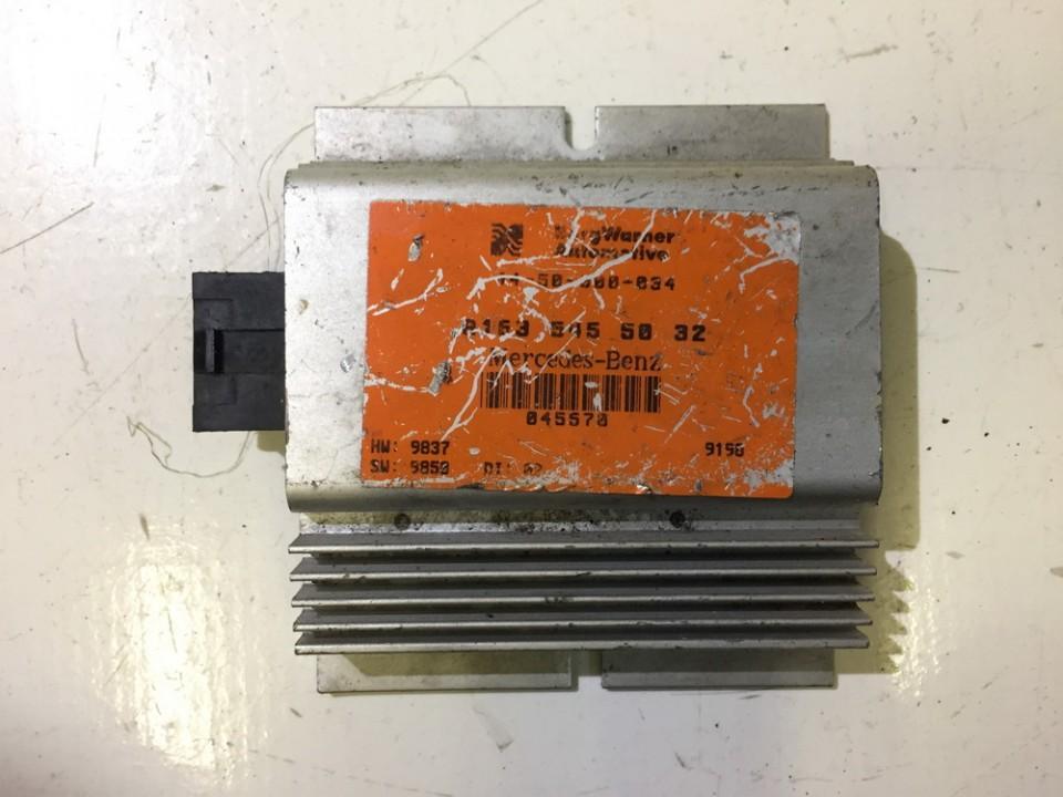 Kiti kompiuteriai A1635455032 44-50-500-034 Mercedes-Benz ML-CLASS 2003 3.2