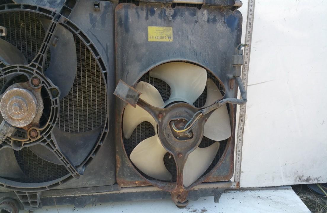 Diffuser, Radiator Fan NENUSTATYTA N/A Mitsubishi CARISMA 1996 1.6