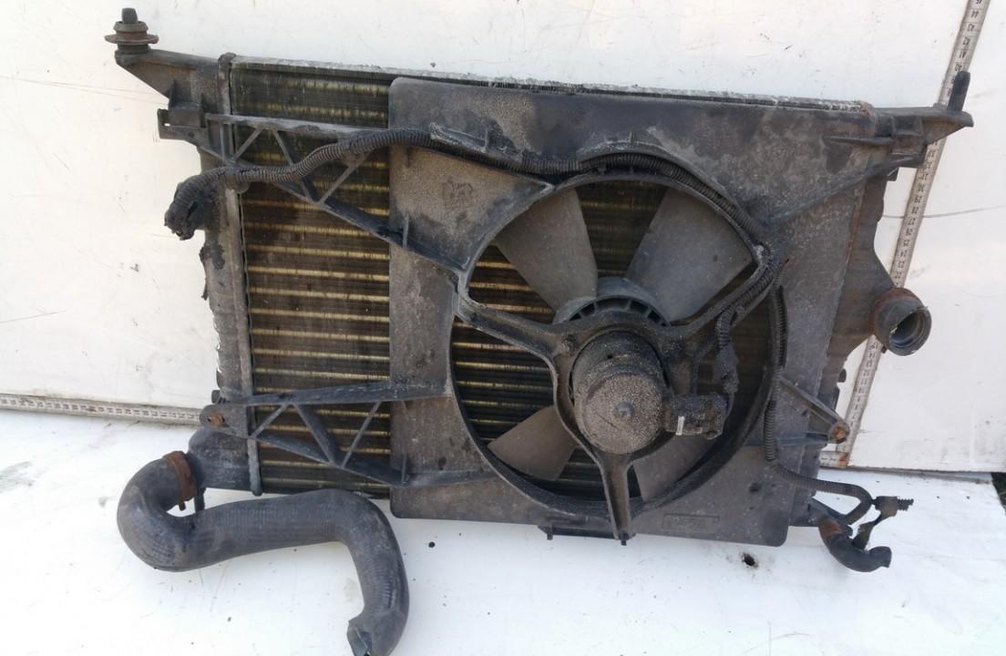 Difuzorius (radiatoriaus ventiliatoriaus) 90499812 n/a Opel VECTRA 2006 1.9