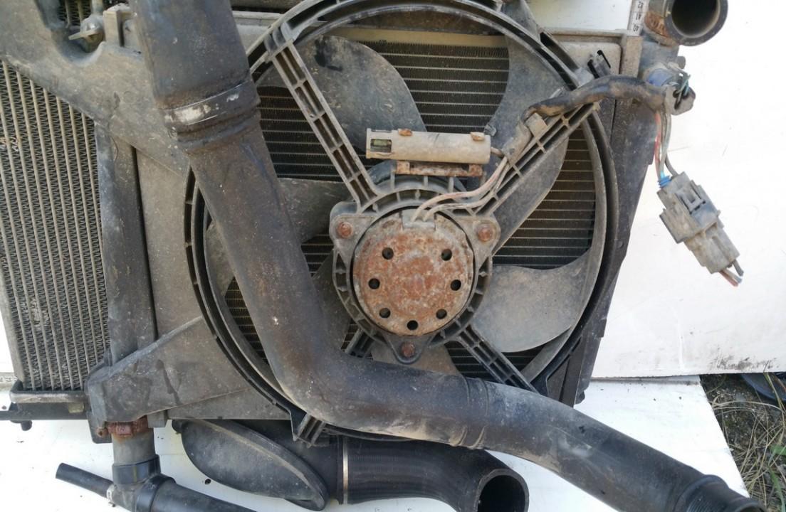Difuzorius (radiatoriaus ventiliatoriaus) 866256 n/a Volvo V40 1996 1.8
