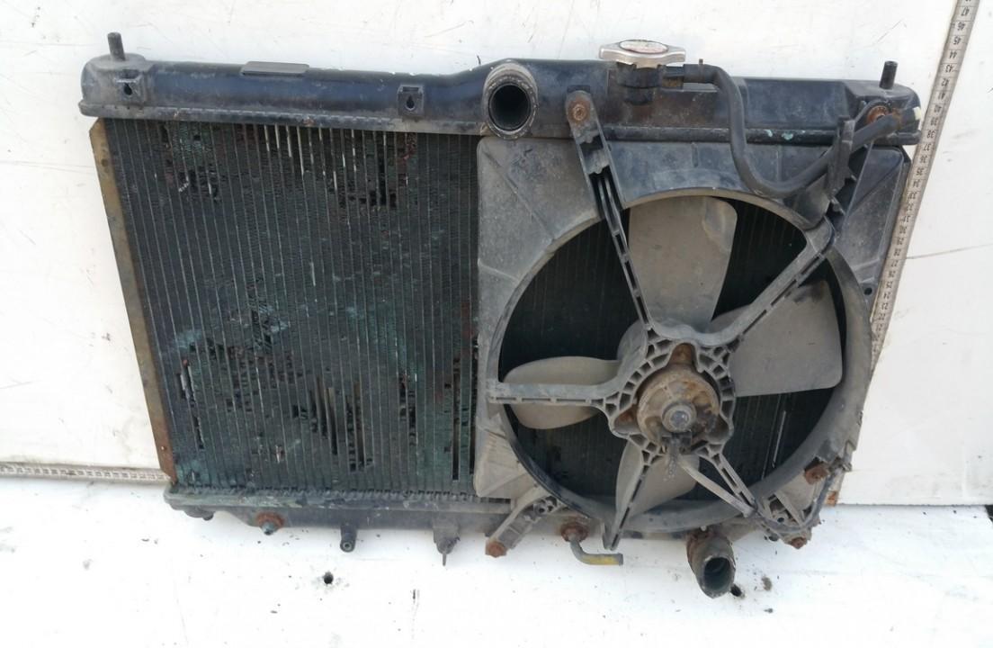 Difuzorius (radiatoriaus ventiliatoriaus) NENUSTATYTA n/a Honda ACCORD 2008 2.2