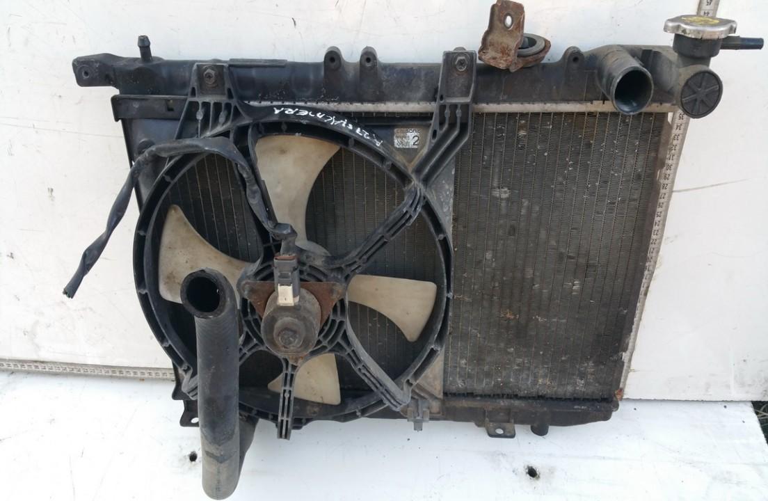 Vandens radiatorius (ausinimo radiatorius) NENUSTATYTA n/a Nissan ALMERA 1995 1.6