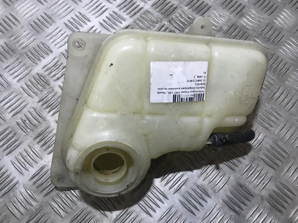 Tosolo bakelis (issipletimo ausinimo skyscio bakelis) 8d0121403f nenustatyta Volkswagen PASSAT 2001 1.9