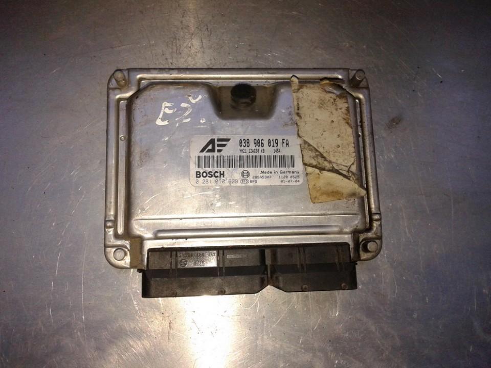 Variklio kompiuteris Ford  Galaxy, 2000.04 - 2006.04 facelift