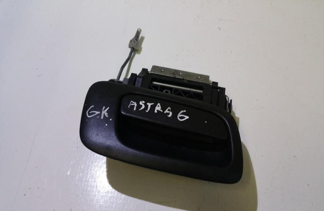 Duru isorine rankenele G.D. gm712 n/a Opel ASTRA 1999 1.4