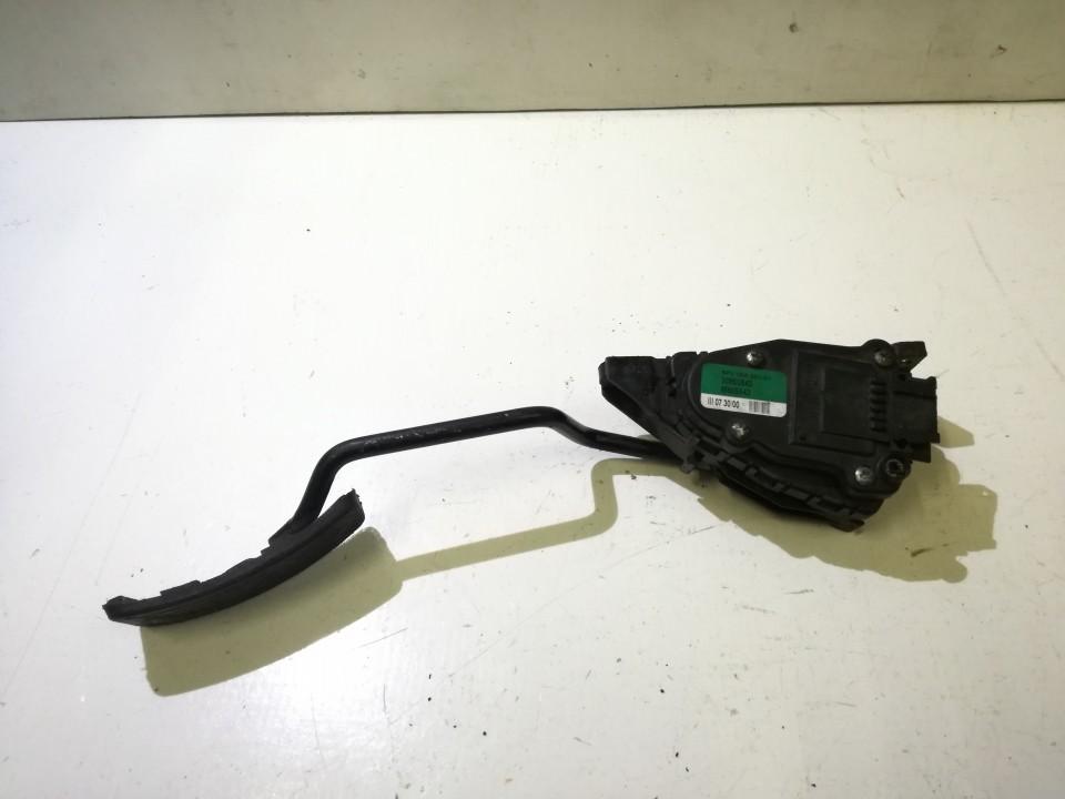 VOLVO S40 I (VS) Akseleratoriaus pedalas 6PV00830101 30865643 M865643 4482709