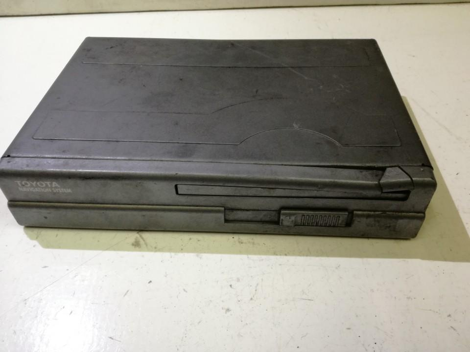 CD player NAVIGATION Toyota Avensis 2001    2.0 0866200840