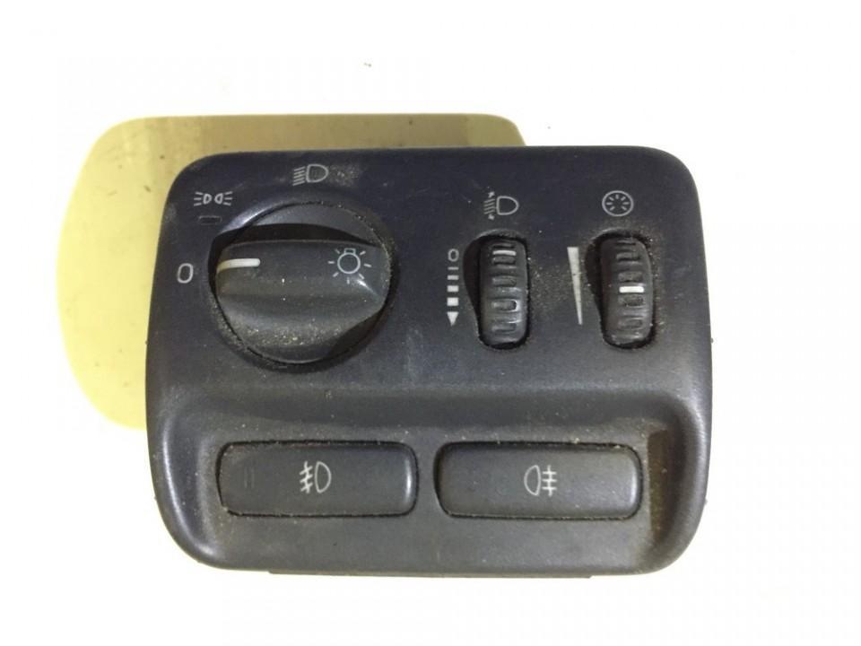 Headlight adjuster switch (Foglight Fog Light Control Switches) NENUSTATYTA nenustatyta Volvo S80 2008 2.4