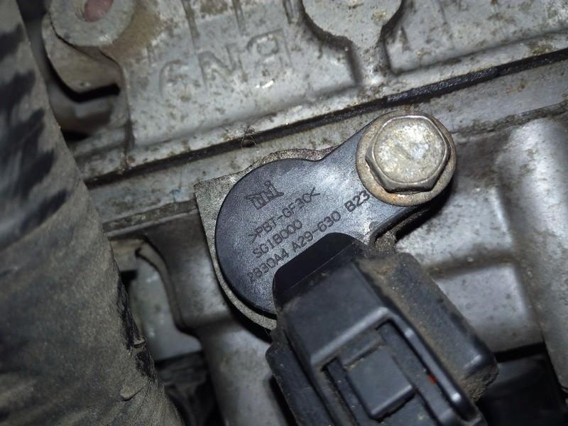 Датчик положения распредвала SG1B000 A29-630, 2830A4 Nissan ALMERA 2000 2.2
