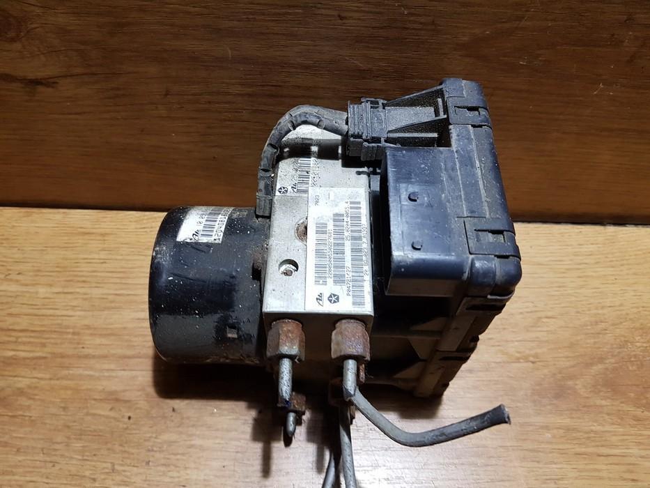 ABS blokas 25020401183 2200500550227681  P04721427 Chrysler VOYAGER 2001 2.5