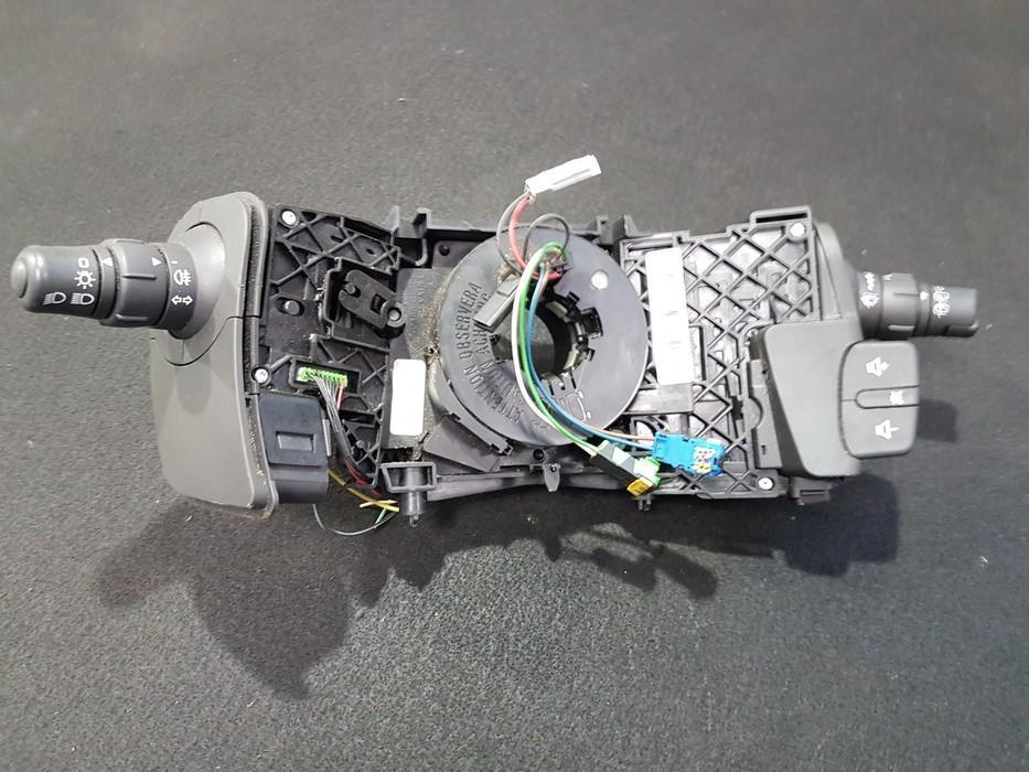 Posukiu, Sviesu ir valytuvu rankeneliu komplektas 61880051 nenustatyta Renault SCENIC 2000 1.6