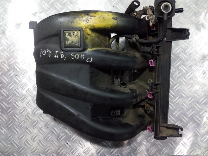 Коллектор впускной 9622297080 92050101 Peugeot 406 1996 1.9