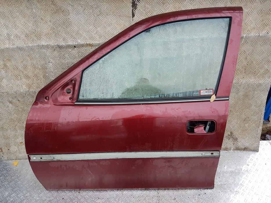 Durys P.K. NENUSTATYTA NENUSTATYTA Opel VECTRA 2003 1.8
