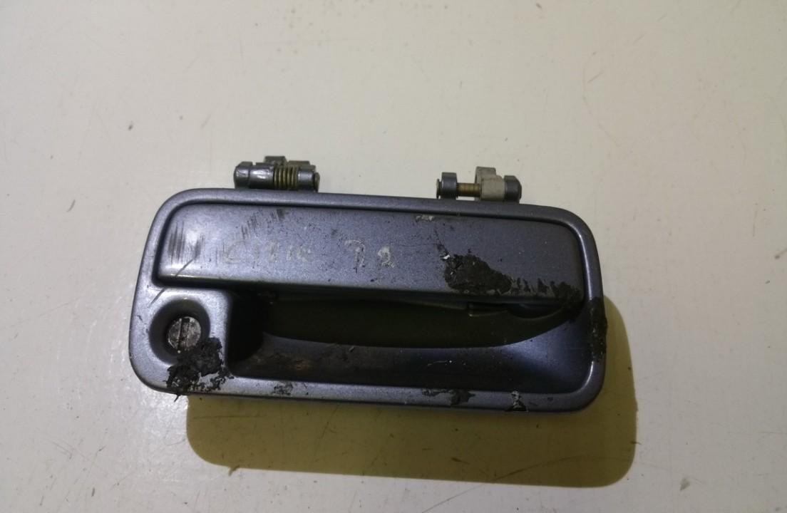 Duru isorine rankenele P.D. NENUSTATYTA N/A Honda CIVIC 1994 1.5