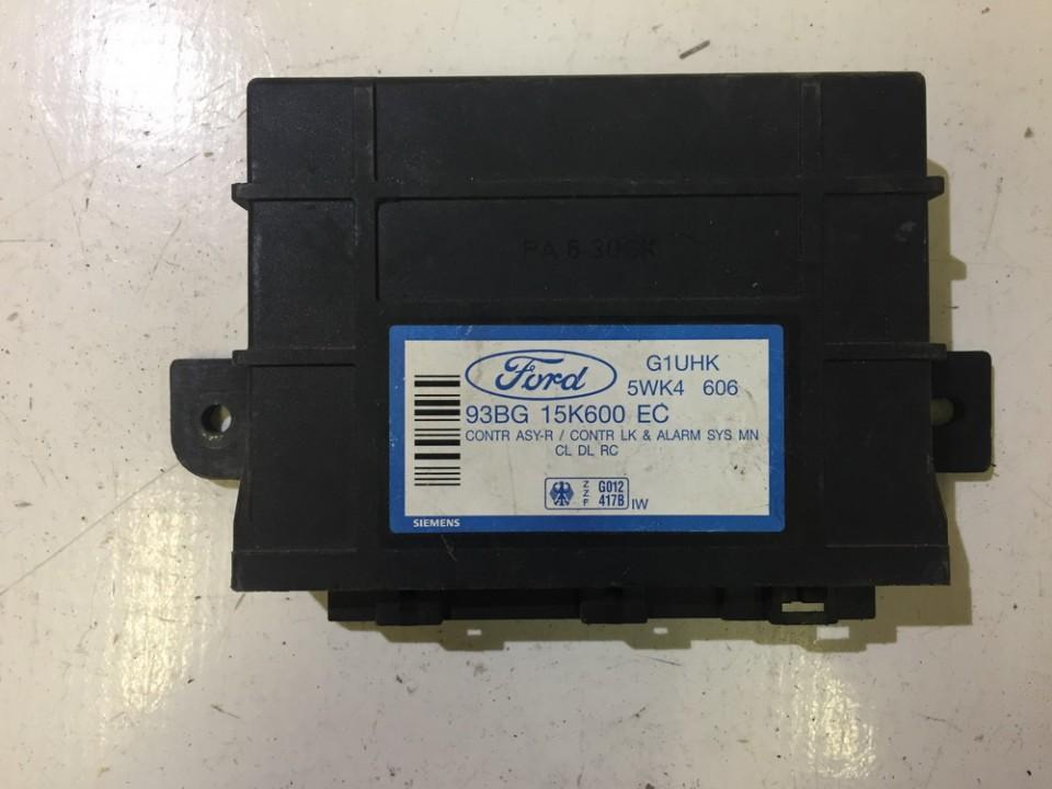 Kiti kompiuteriai 93BG15K600EC NENUSTATYTA Ford MONDEO 2014 2.0