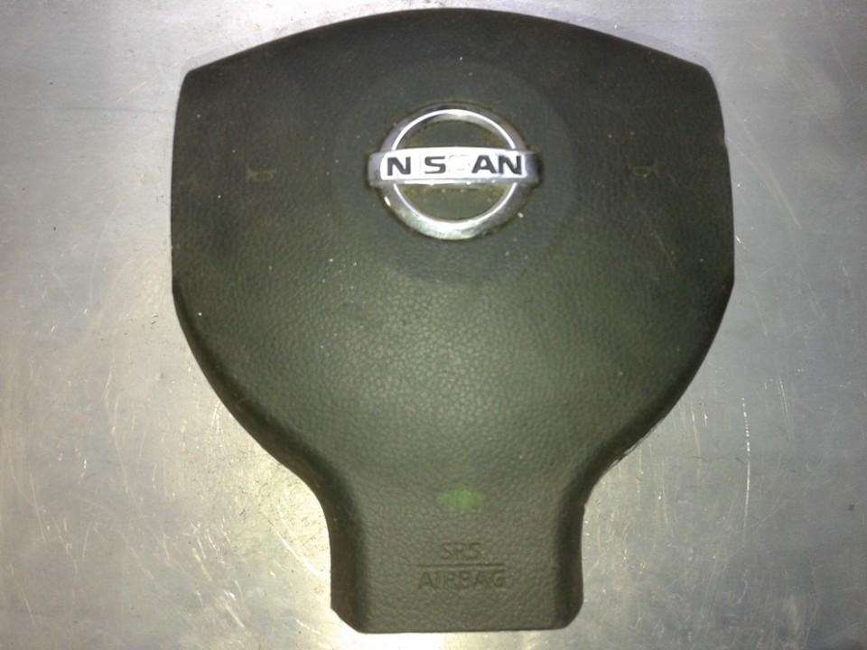 Steering srs Airbag YJTU032497X PTI-1166 Nissan NOTE 2008 1.4