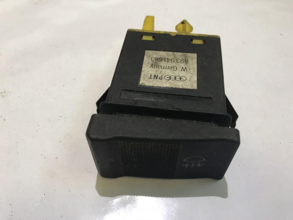 Ruko zibintu valdymo mygtukas 893941563 nenustatyta Audi 100 1993 2.5