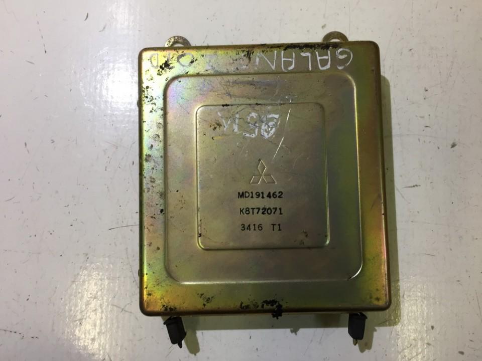 Блок управления двигателем MD191462 K8T72071 Mitsubishi GALANT 1999 2.0